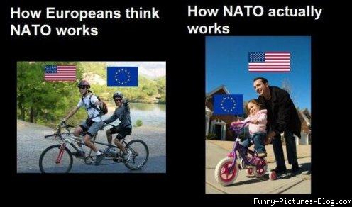 هل تتخلى بريطانيا عن كونها قوة نووية؟ 338-0903213507-nato-crumbles