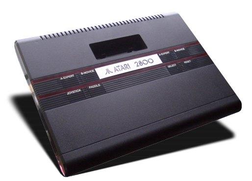les proto de consoles 8 bit  Atari2800
