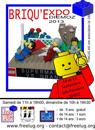 [Expo] Briqu'Expo sur Lyon en septembre 2013 à Diemoz (38) BriquExpoDiemoz2013_B_article
