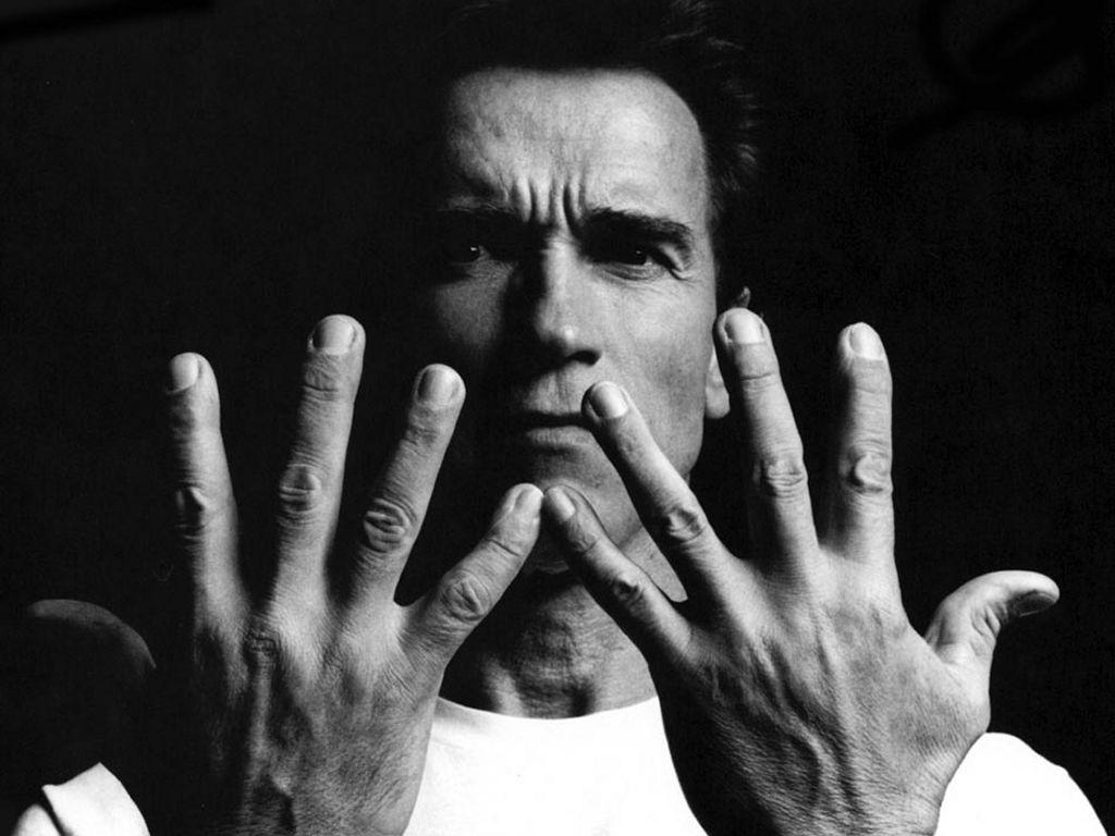 """Arnie"" Schwarzenegger 68775866"