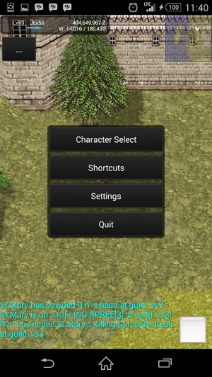 Tutorial Play FreeRO on Android Andro6