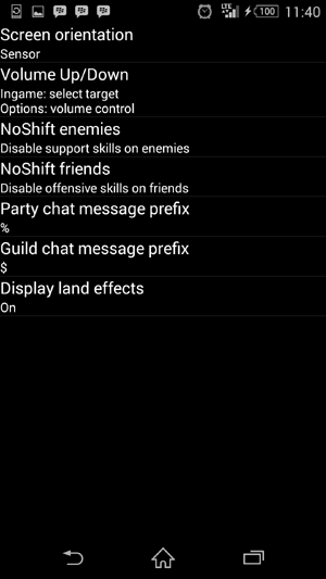 Tutorial Play FreeRO on Android Andro7
