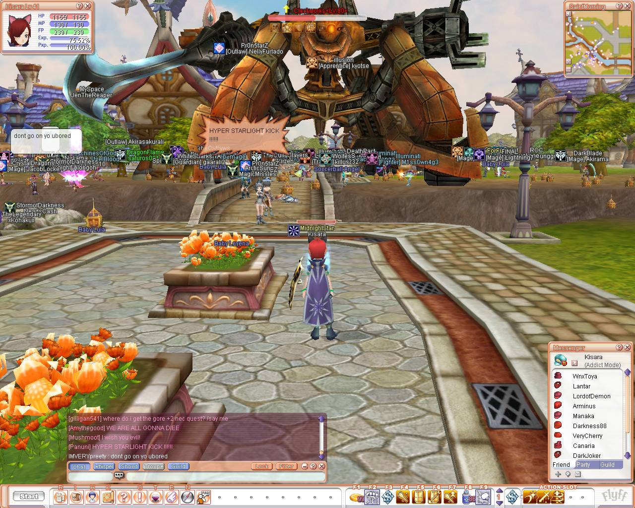 Jeux PC - Page 2 FlyffScreenshot2