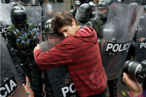 Фотографии, которые шокировали мир  16