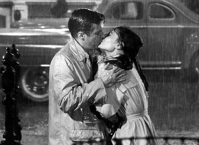 Самые известные поцелуи 12