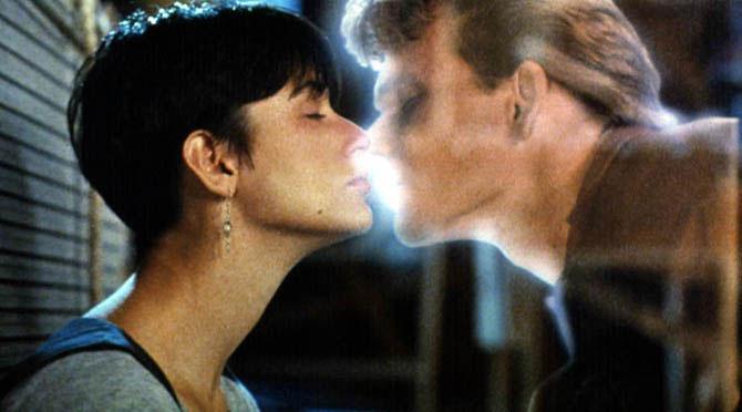 Самые известные поцелуи 7