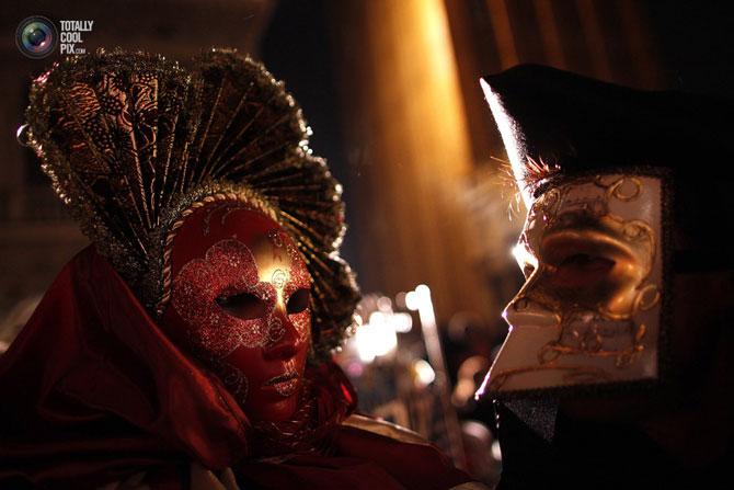 Венецианский карнавал 2012 1