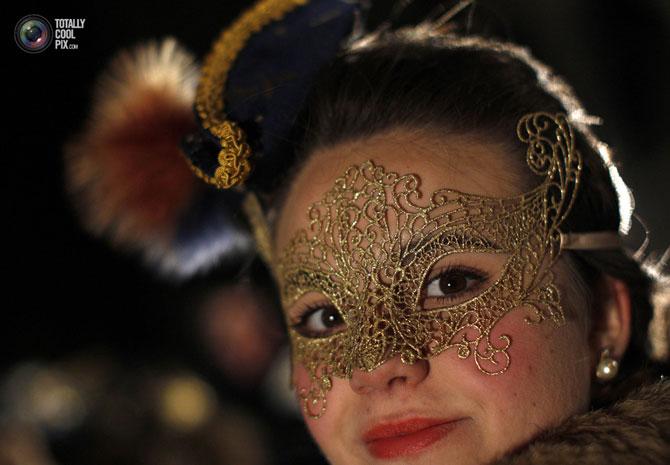 Венецианский карнавал 2012 11