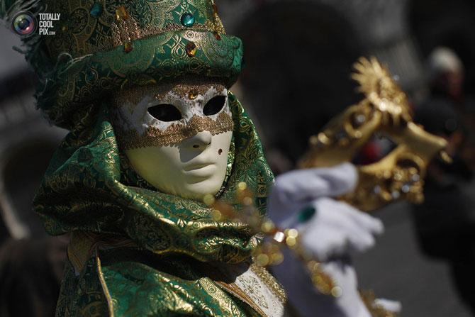 Венецианский карнавал 2012 12