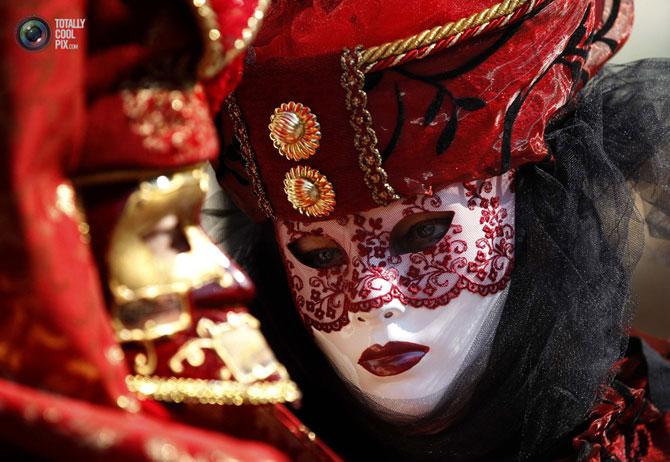 Венецианский карнавал 2012 13