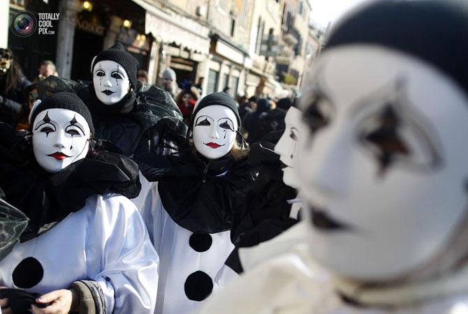 Венецианский карнавал 2012 15