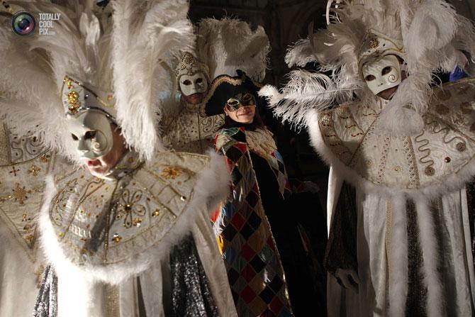 Венецианский карнавал 2012 2