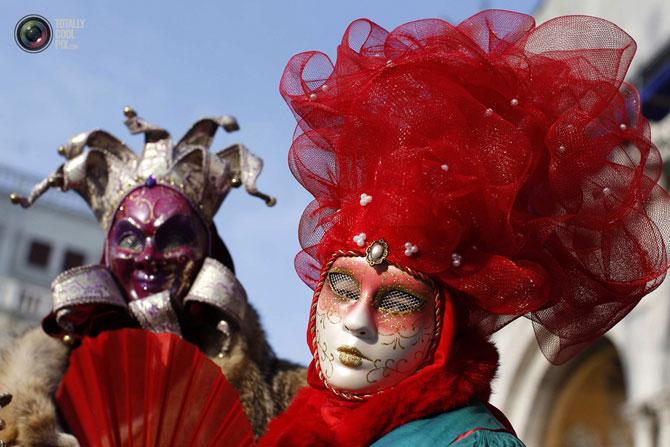 Венецианский карнавал 2012 21