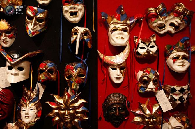 Венецианский карнавал 2012 24