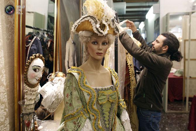 Венецианский карнавал 2012 28