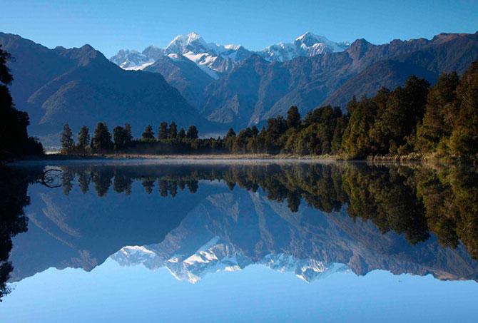 Озера маленькие, большие, красивые и не очень - все тут! 11