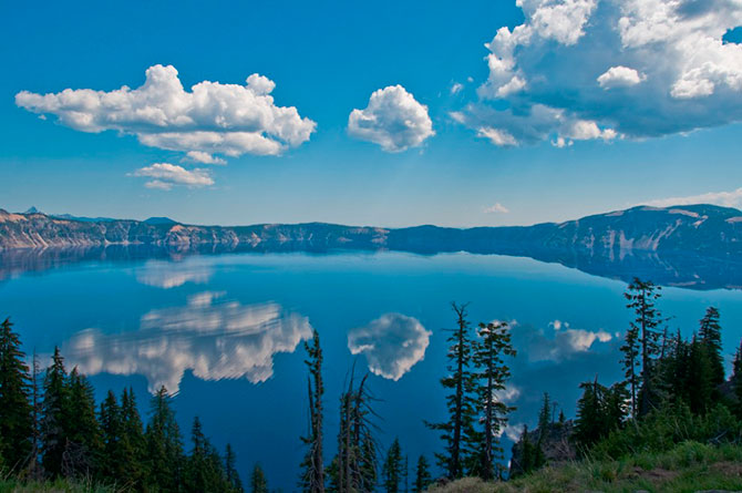 Озера маленькие, большие, красивые и не очень - все тут! 6