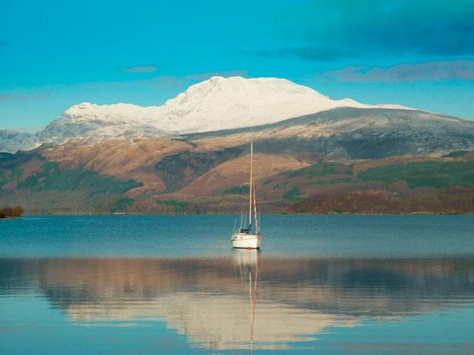 Озера маленькие, большие, красивые и не очень - все тут! 7