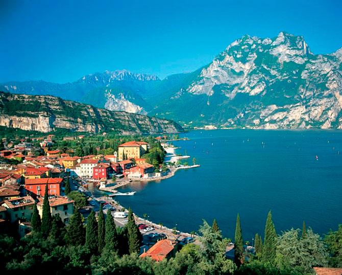 Озера маленькие, большие, красивые и не очень - все тут! 9