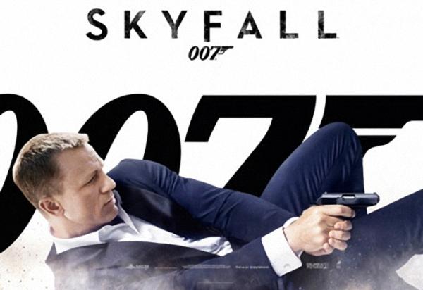007: Координаты Скайфолл, Рухнувшие небеса/Skyfall 24