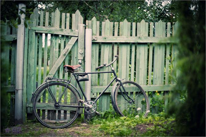 Ностальгия: велосипед из детства 14