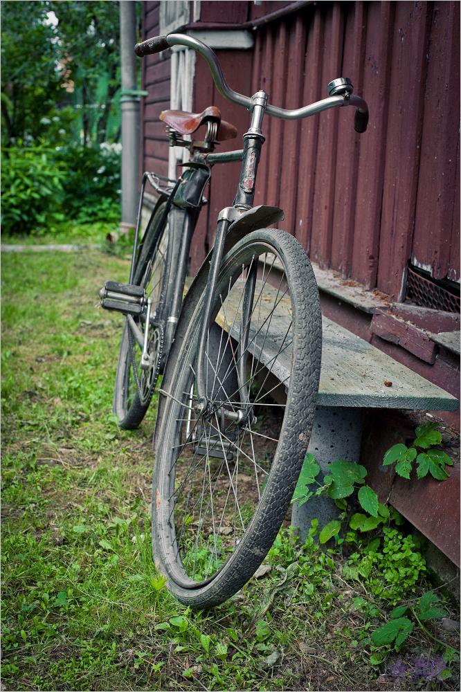 Ностальгия: велосипед из детства 7
