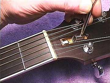 Chave soquete para tensor de violão Taylor2