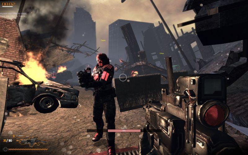 Warmonger - Operation: Downtown Destruction WarmongerA