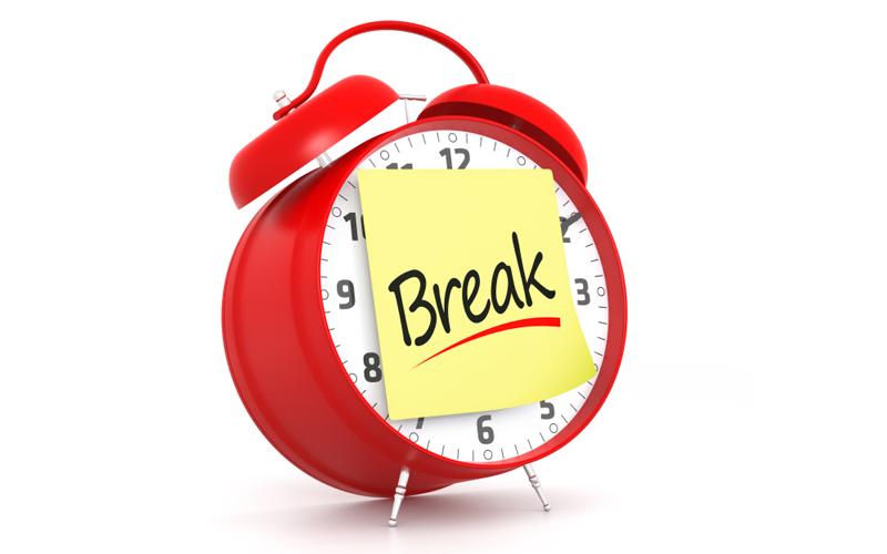 Samedi 30 Septembre 2017 Break
