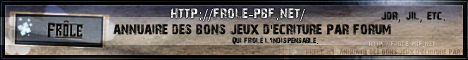 Annuaire Frôle 468x60