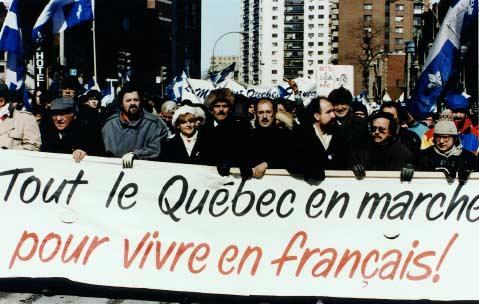 Le prix de la Carpette anglaise a été décerné Montreal_-_Manifestation_pour_la_langue_francaise_au_Quebec