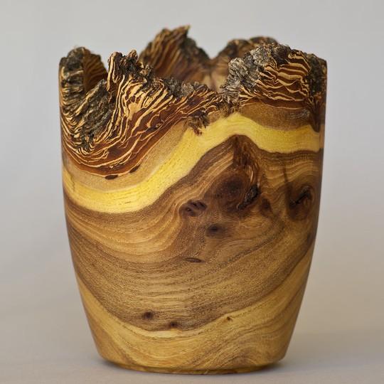 Vaze od drveta P044_1_01