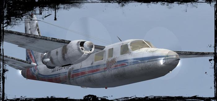 """Alaska Sky Service - eine neue """"Airline"""" in ALASKA  Ac500"""
