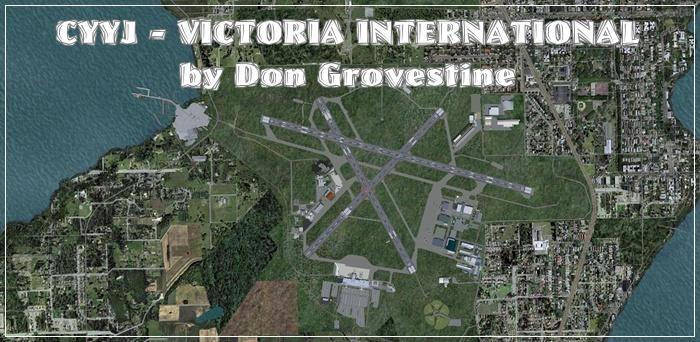 FREEWARE: CYYJ - VICTORIA International Airport Cyyj_victoria01