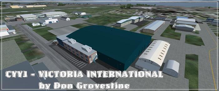 FREEWARE: CYYJ - VICTORIA International Airport Cyyj_victoria03