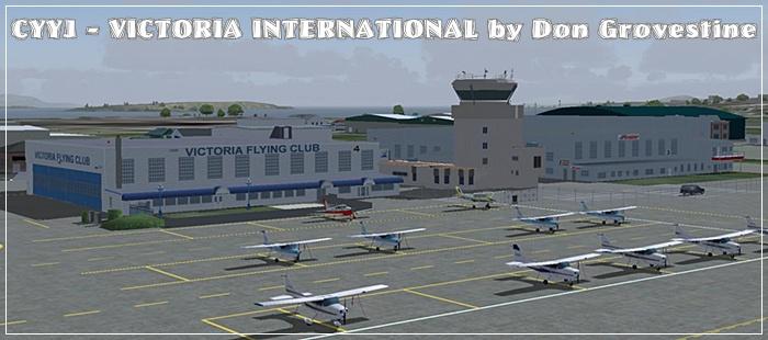 FREEWARE: CYYJ - VICTORIA International Airport Cyyj_victoria04