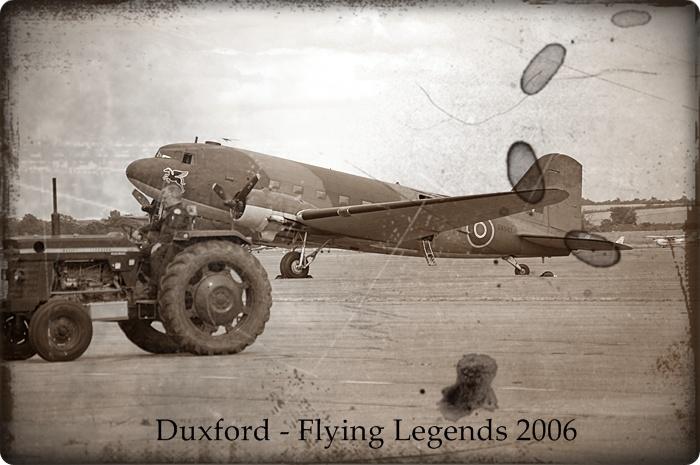 Duxford - Flying Legend 2006 Duxford06_logo