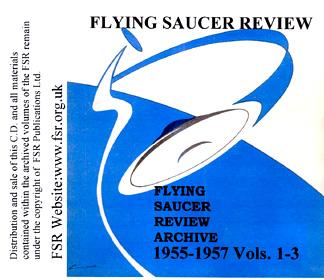 Flying Saucer Review: les archives du célèbre journal d'ufologie  CDCoverFSR3