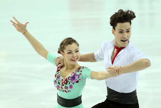Анастасия Шпилевая - Григорий Смирнов/ танцы на льду - Страница 7 PW6A9189