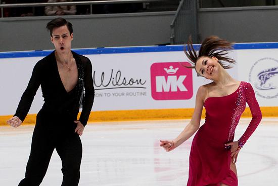 Анастасия Шпилевая - Григорий Смирнов/ танцы на льду - Страница 7 IMG_6064