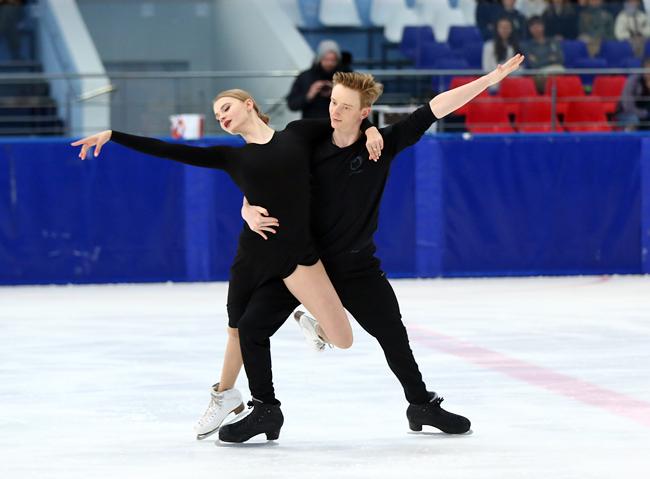 Анастасия Скопцова-Кирилл Алешин/танцы на льду - Страница 6 D16B8025