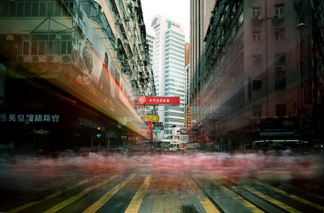 Un stop à Hong-Kong City-Movement-Photography2-640x420