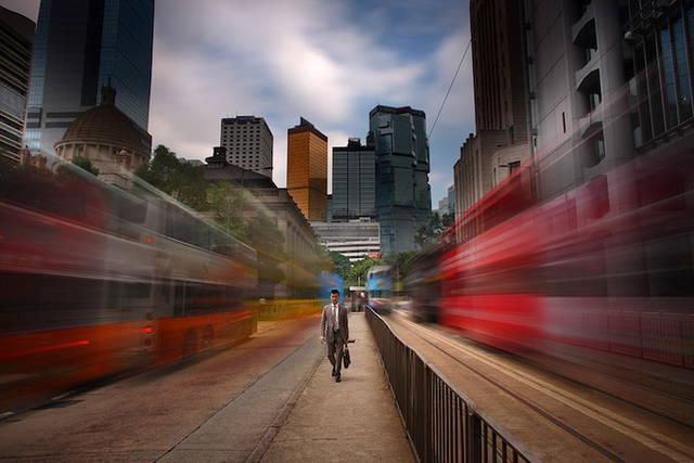 Un stop à Hong-Kong City-Movement-Photography3-640x427
