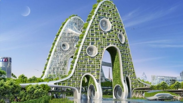 Les architectures insolites Paris-of-2050-Architecture_1-640x360