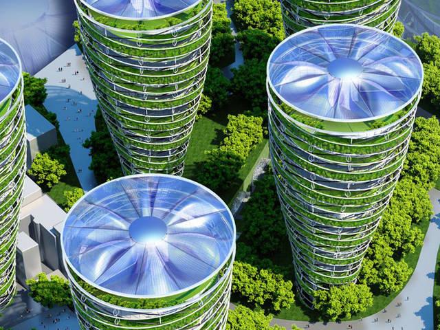 Les architectures insolites Paris-of-2050-Architecture_2-640x480