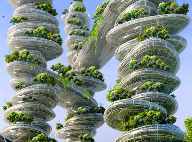 Les architectures insolites Paris-of-2050-Architecture_3-640x476