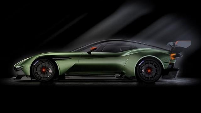 SALON DE L'AUTOMOBILE DE GENEVE : L'Aston Martin V12 Vulcan Par Baptiste (Fubiz.net) Aston-Martin-V12-Vulcan-5-640x360