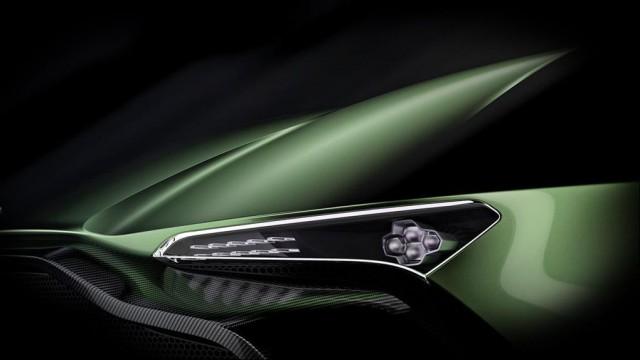 SALON DE L'AUTOMOBILE DE GENEVE : L'Aston Martin V12 Vulcan Par Baptiste (Fubiz.net) Aston-Martin-V12-Vulcan-8-640x360