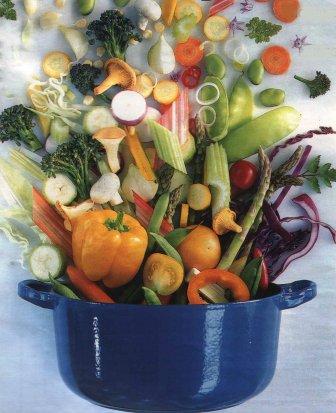 Овощные блюда 141