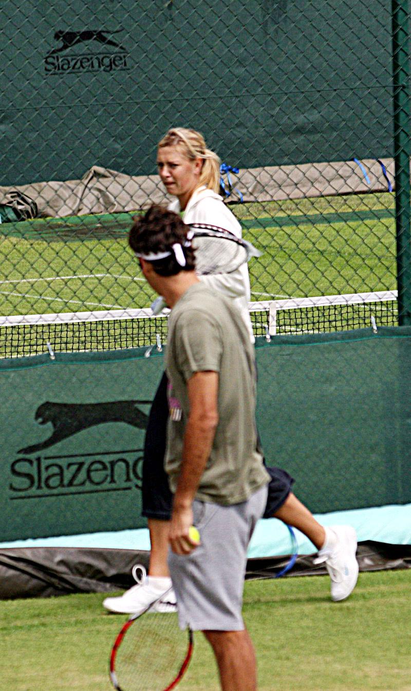 Roger y Serena Williams Pase1